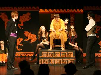 The Frogs, the Joint Production 2011