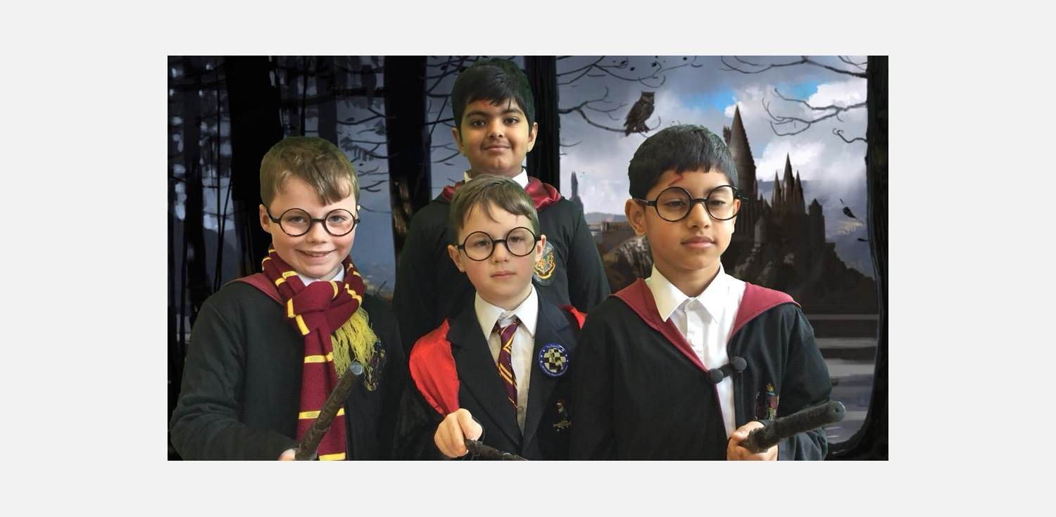 World Book Day 2018 Harry Potter