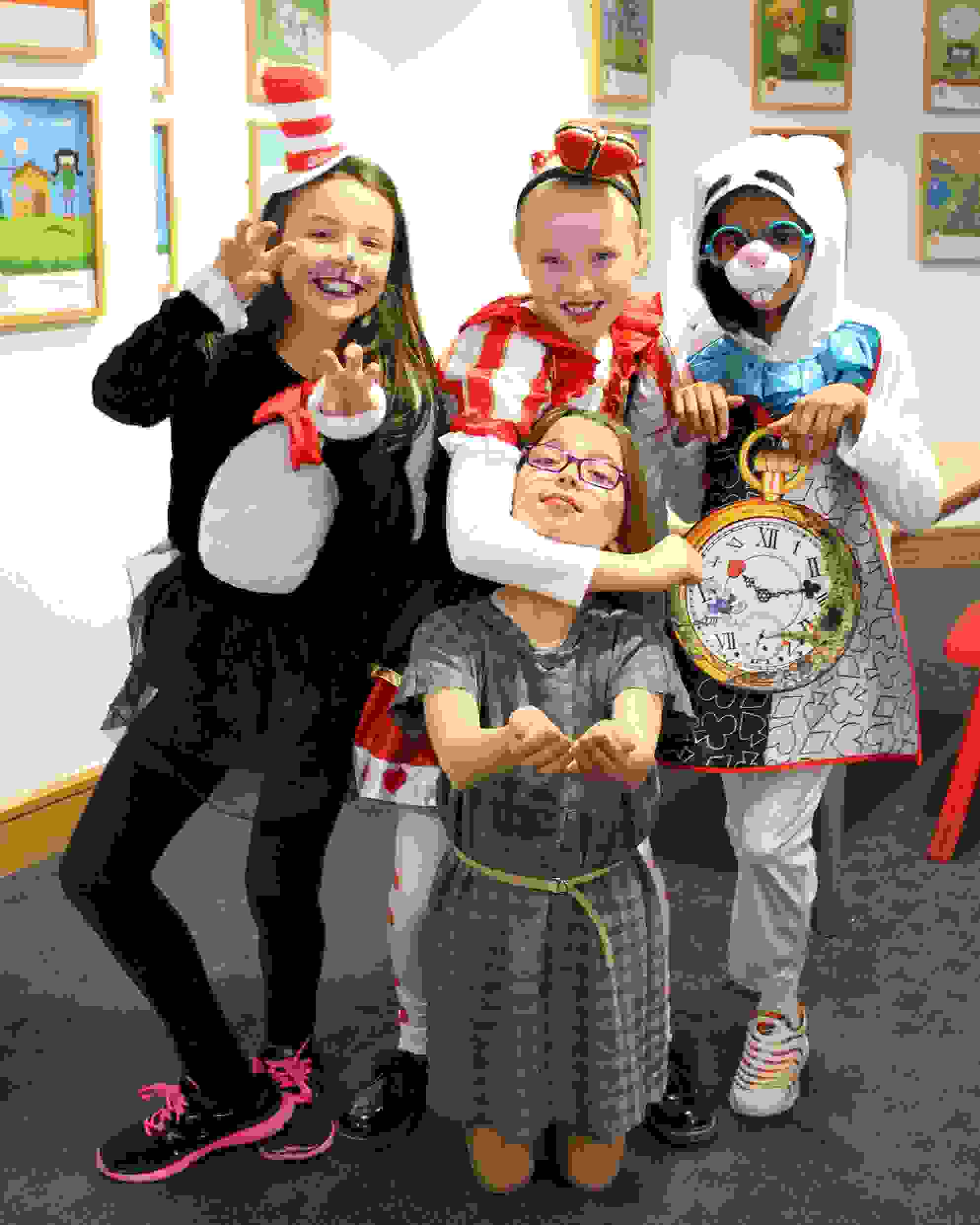 World Book Day various