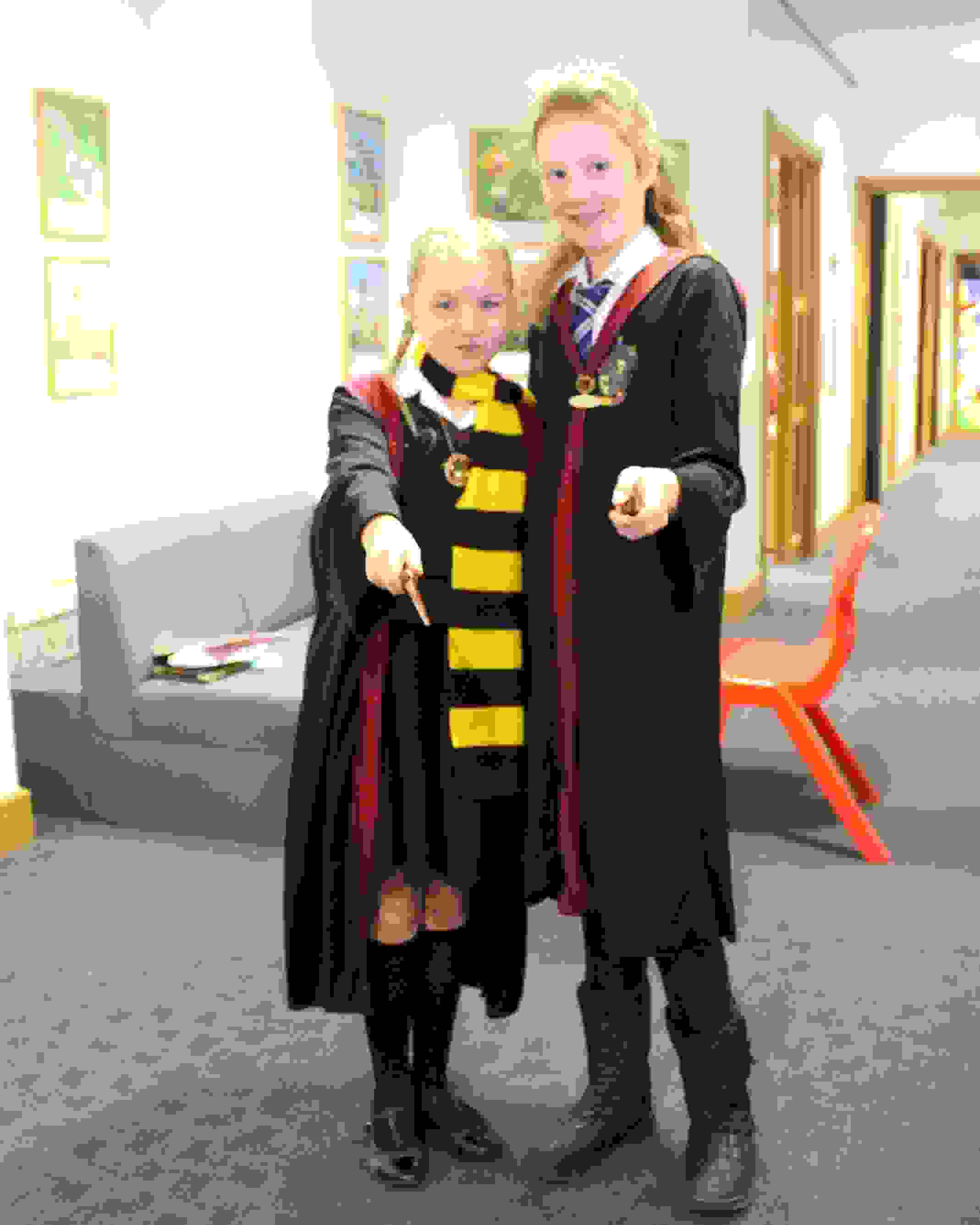 World Book Day HP