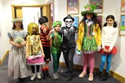 World Book Day - Characters