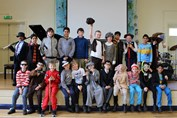 World Book Day 2018 group