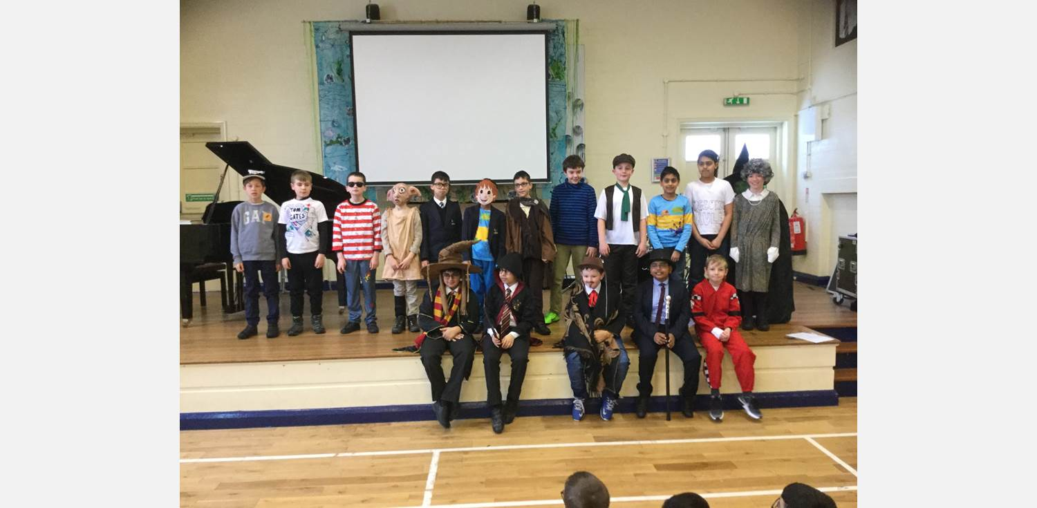 World Book Day 2018 group (1)