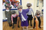 World Book Day 2018 Gangsta Grannies