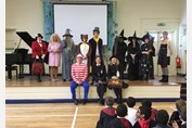 World Book Day 2018 Staff
