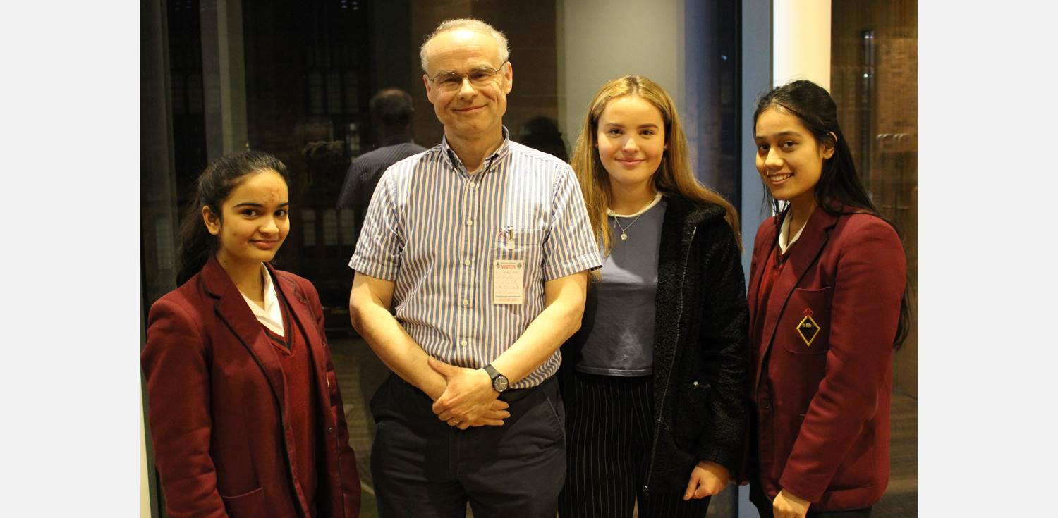 Jeff Ralph Royal Statistical Society William Guy Lecture