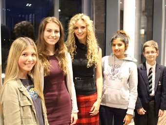 Dr Suzannah Lipscomb offered some 'Leadership Lessons from the Tudors' (2016/17 Lectures)
