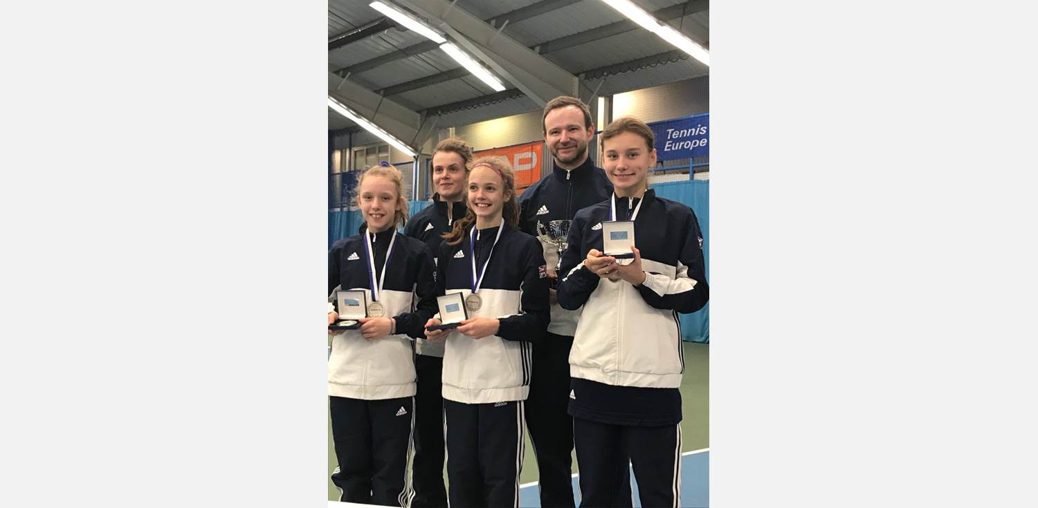 GB team European Tennis Silver (2)