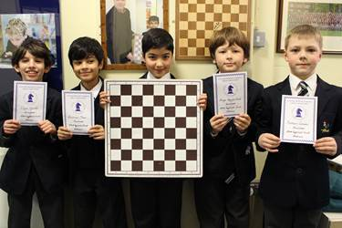 Chess EPSCA Regional Final