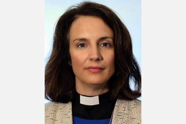 OG Jill Duff first female Bishop of Lancaster