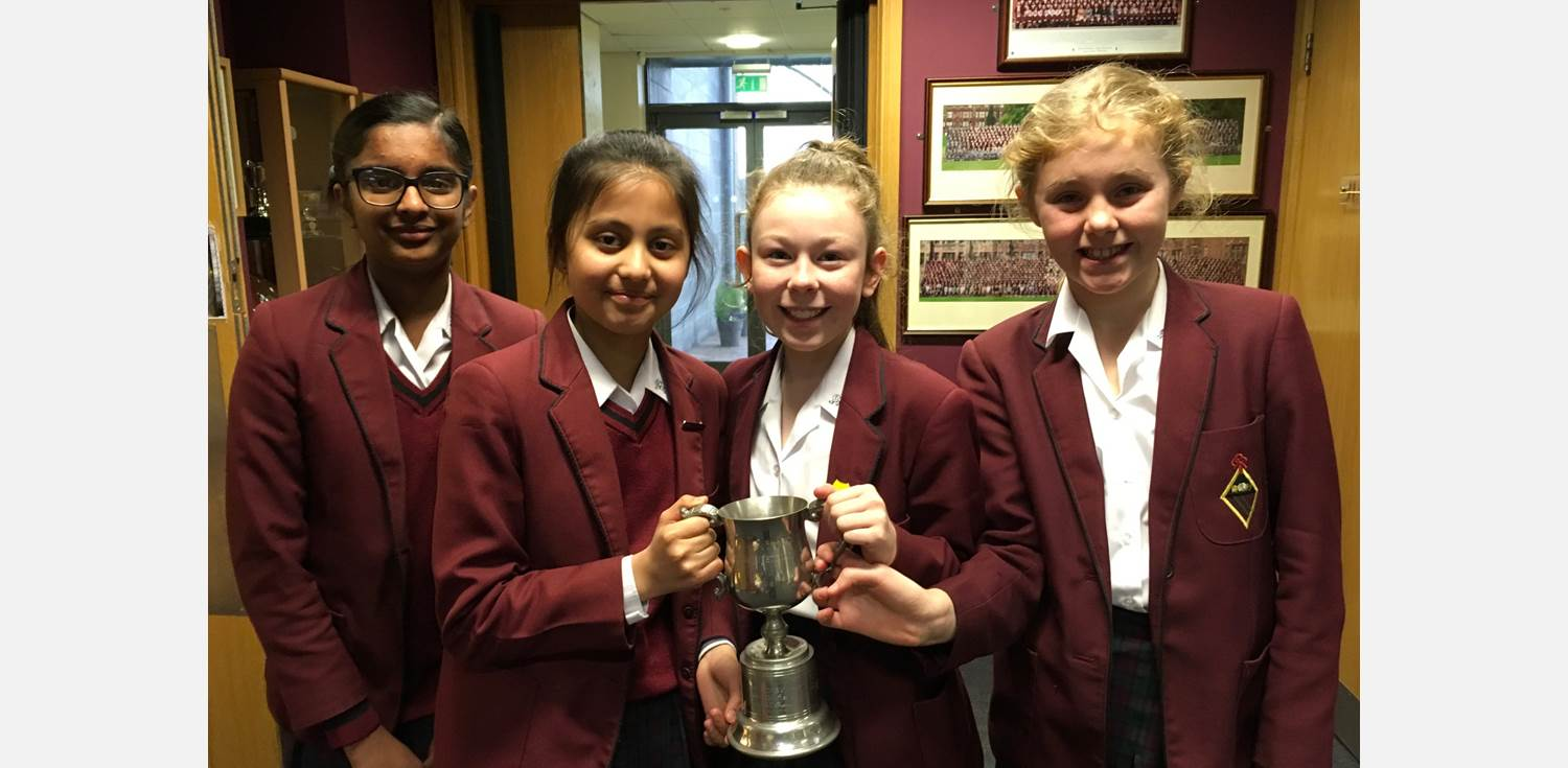 Swting Quartet winners at Ramsbottom Music Festival