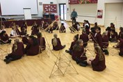 Maths Workshop roundhouse pieces