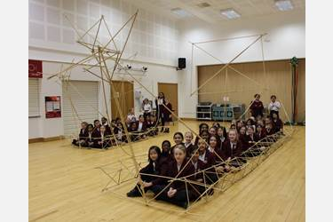 Maths Workshop Viking longboat