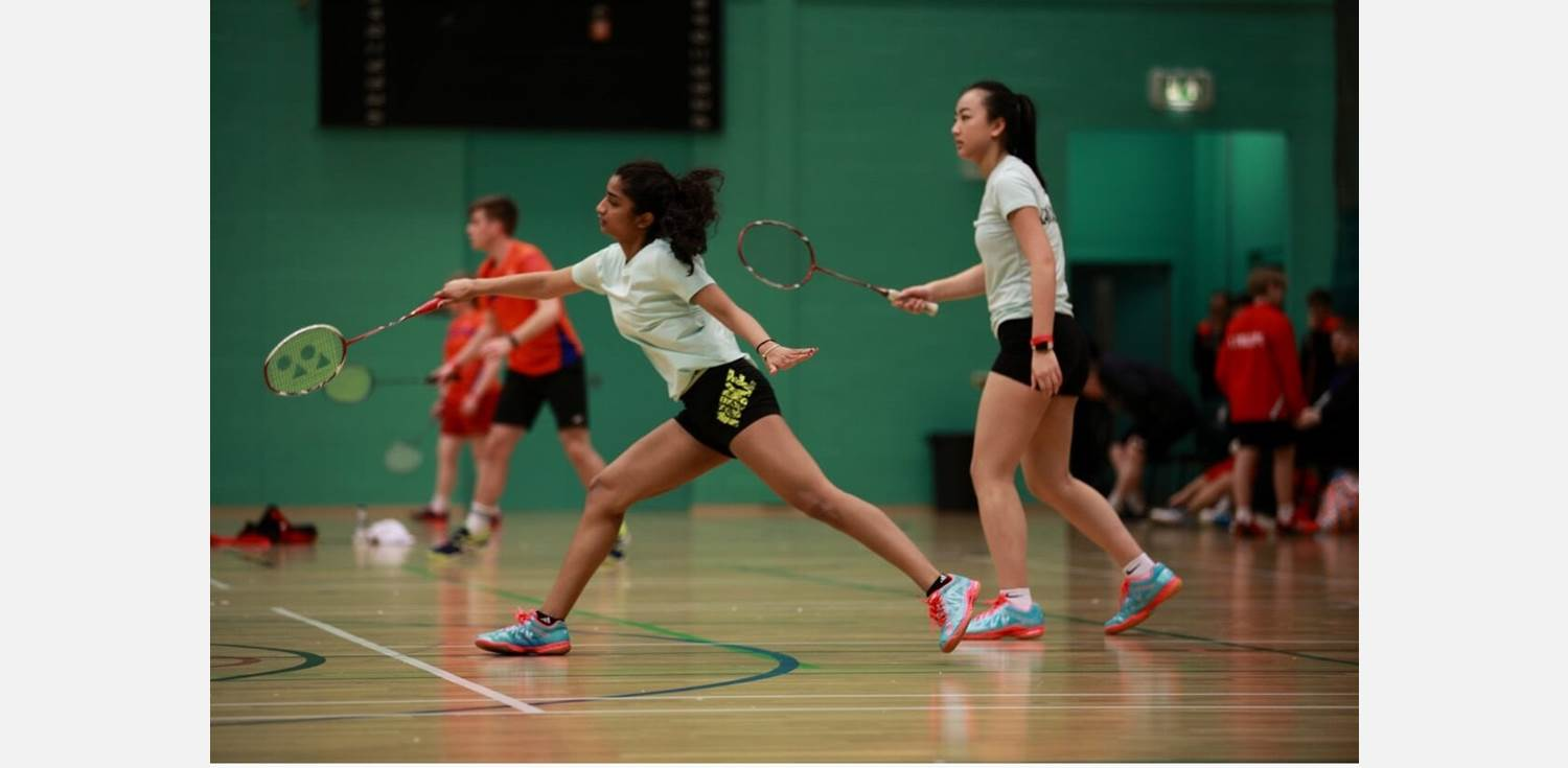 Badminton U18 Inter County Tournament (1)