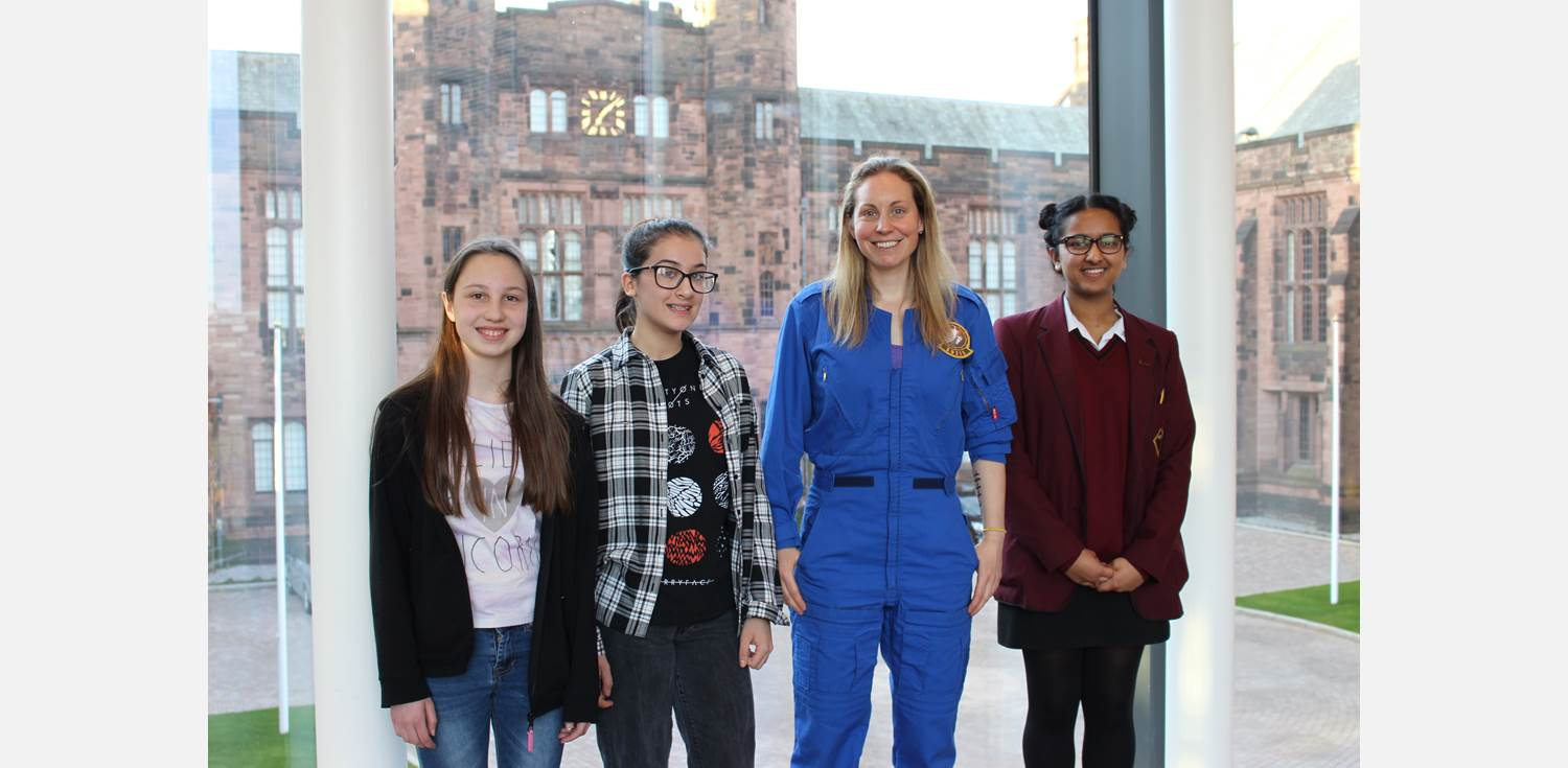 Suzie Imber Enrichment Evening