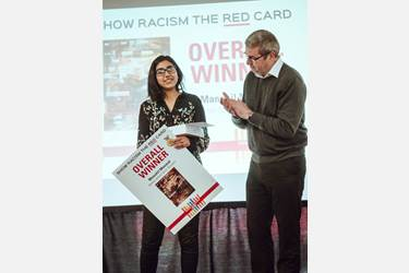 Show Racism the Red Card (3)