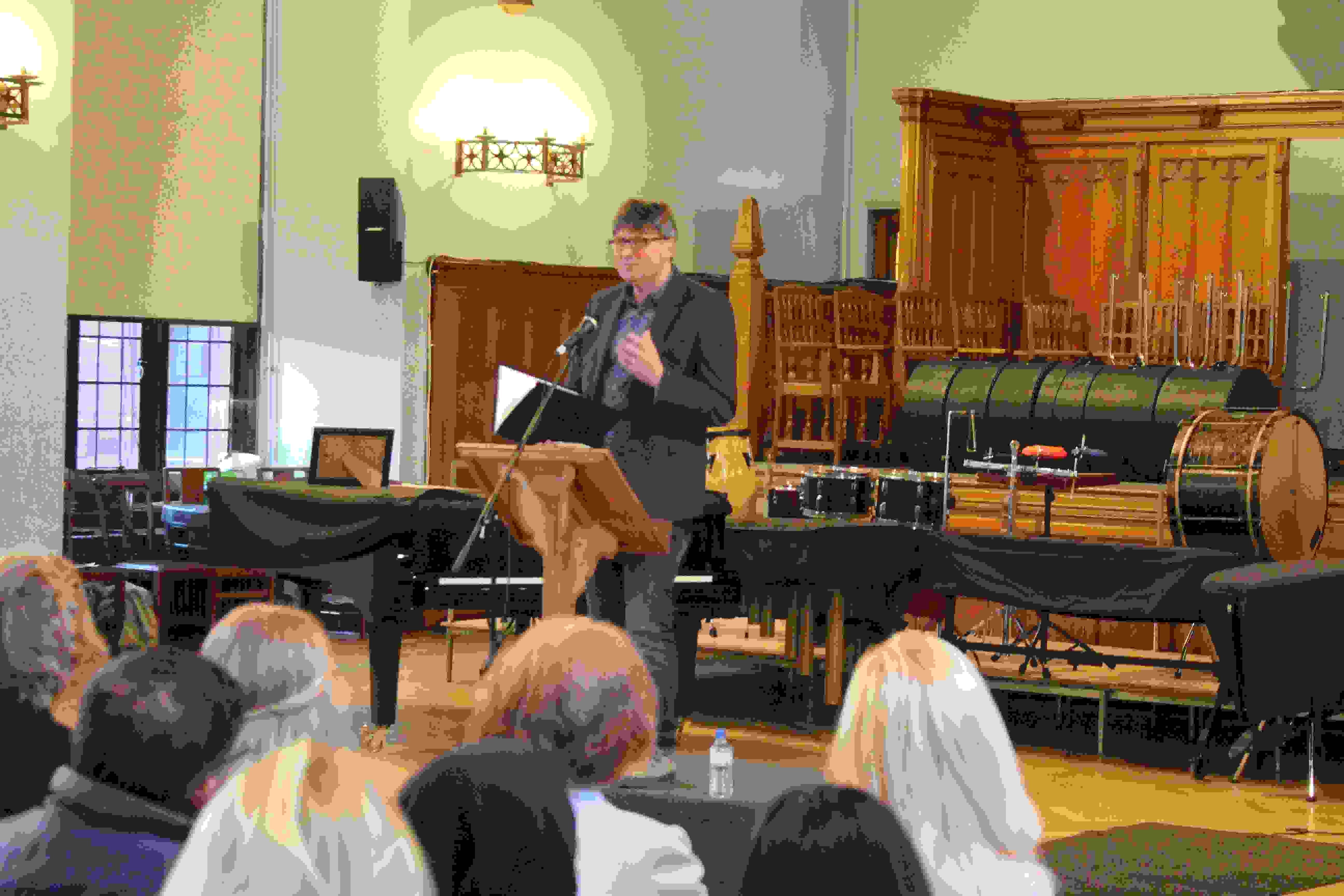 Poetry Festival Simon Armitage (2)