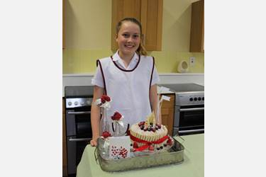 Bake Off Final Y8-9 winner