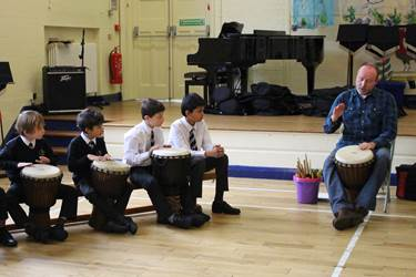 African Drumming Workshop (4)