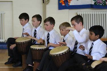 African Drumming Workshop (6)