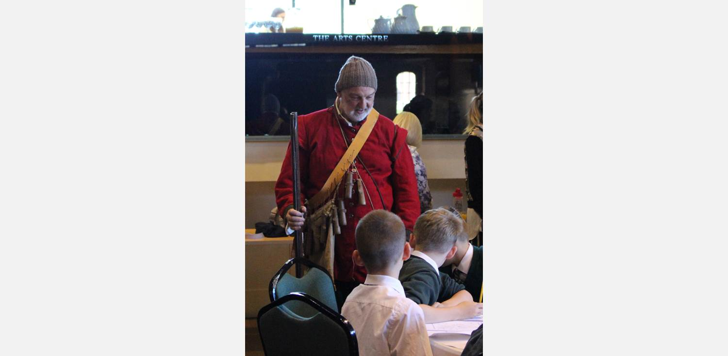Civil War Education Days (1)