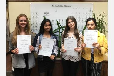 Cambridge Lower Sixth Chemistry Challenge