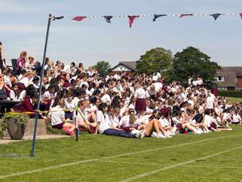 Sports Day Crowd KKP-162068-1