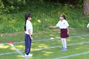 Outdoor Learning Y3 communication skills