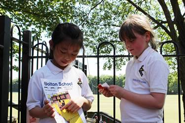 Outdoor Learning Y3 orienteering