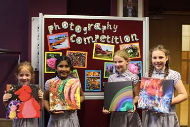 Photography Competition winners