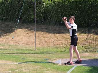 Sports Day discus
