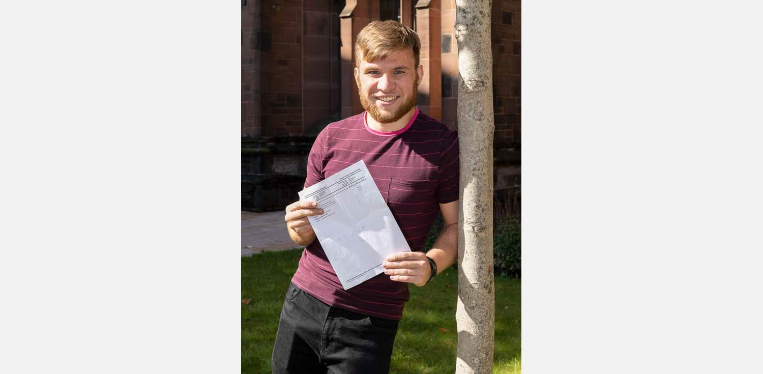 A Level Results BD rugby player KKP-000288-1