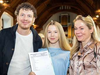 GD GCSE Results Day Zoe Grainger KKP-000462