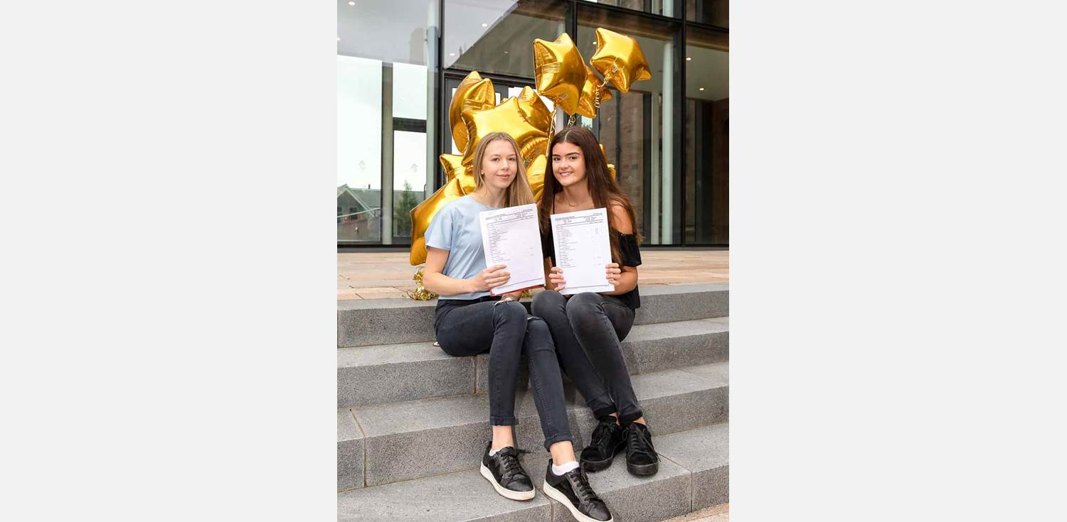 GD GCSE Results Day sports stars KKP-000644