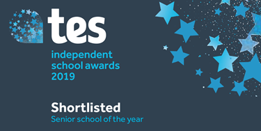 TES Sr School of the Year Shortlist Twitter