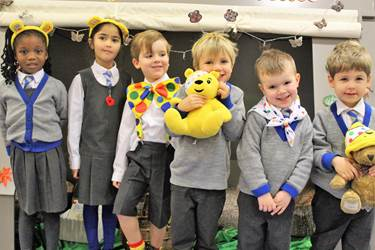 Children in Need Beech House