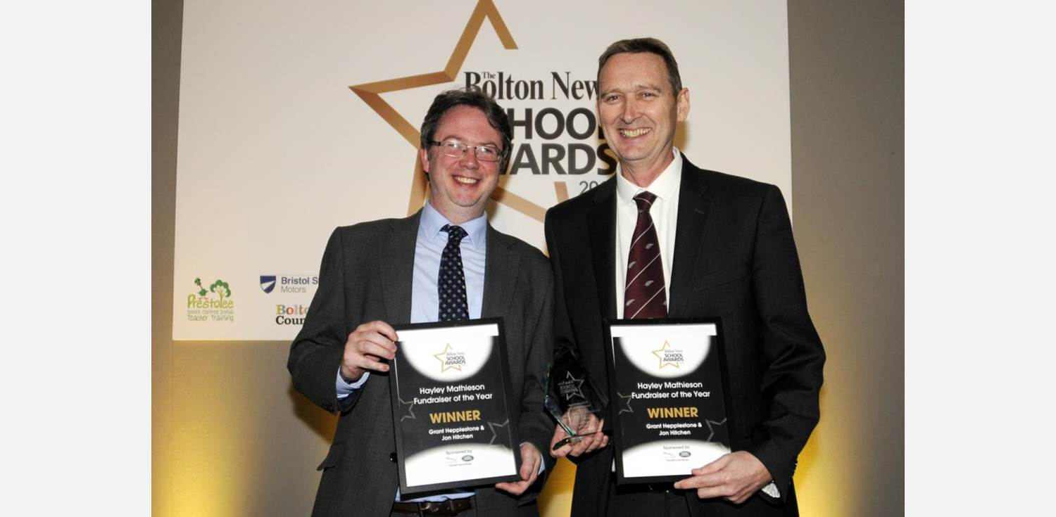 Fundraisers of the Year Jon Hitchen and Grant Heppleston.jpg