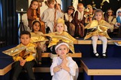 Nursery Nativity Stars