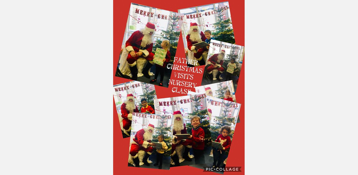 Nursery Class Father Christmas