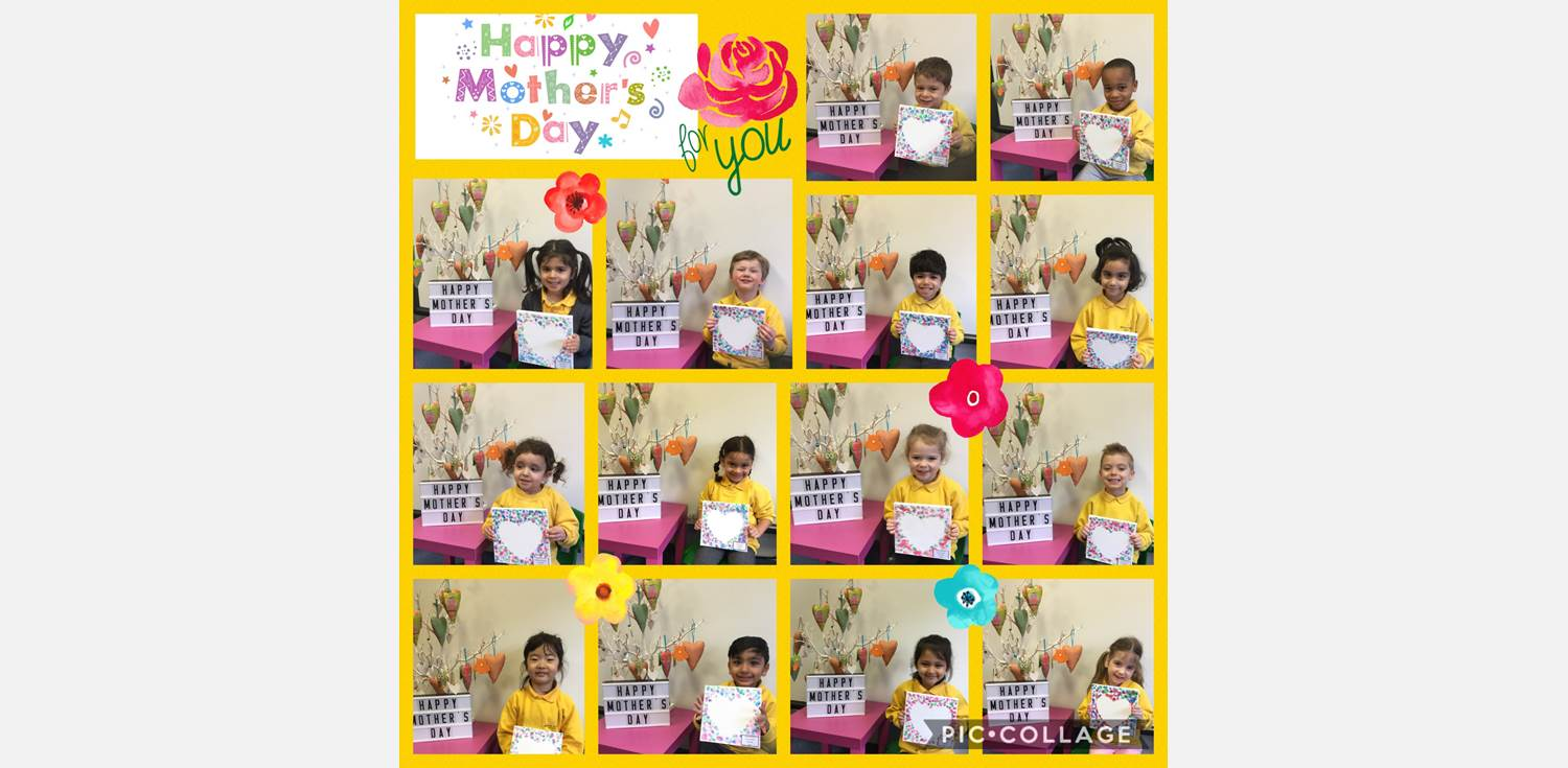 Nursery Class Mothers Day