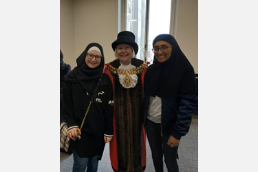 Halimah Natha with Mayor of Bolton - Rememberance for NZ Terror Attack March 2019 cr.png