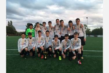 c0ccac184 U14s Win The Greater Manchester Cup. Bolton School U14 football team has ...