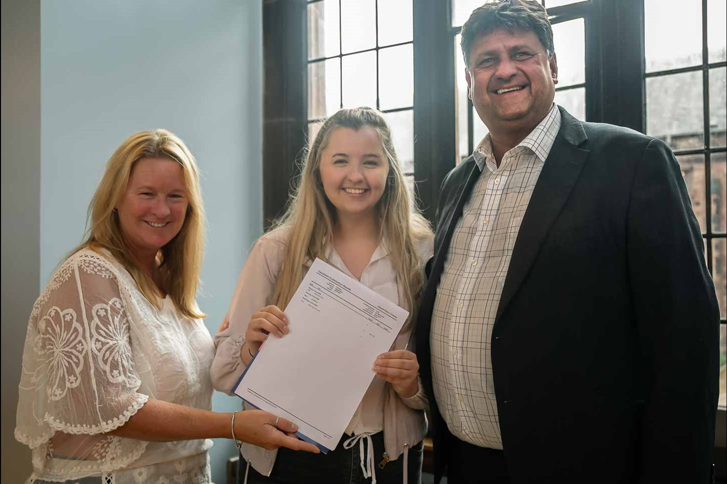 Bolton School | A Level Results Day