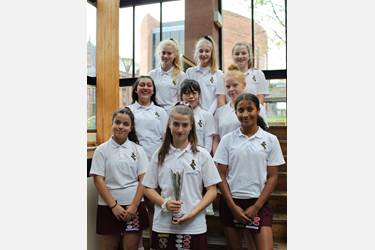 Silver GSA Netball Tournament Trophy Comp (2)