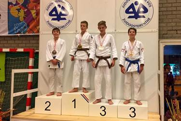 Jamie Death - silver medal representing GB at Judo International Open cr.jpg