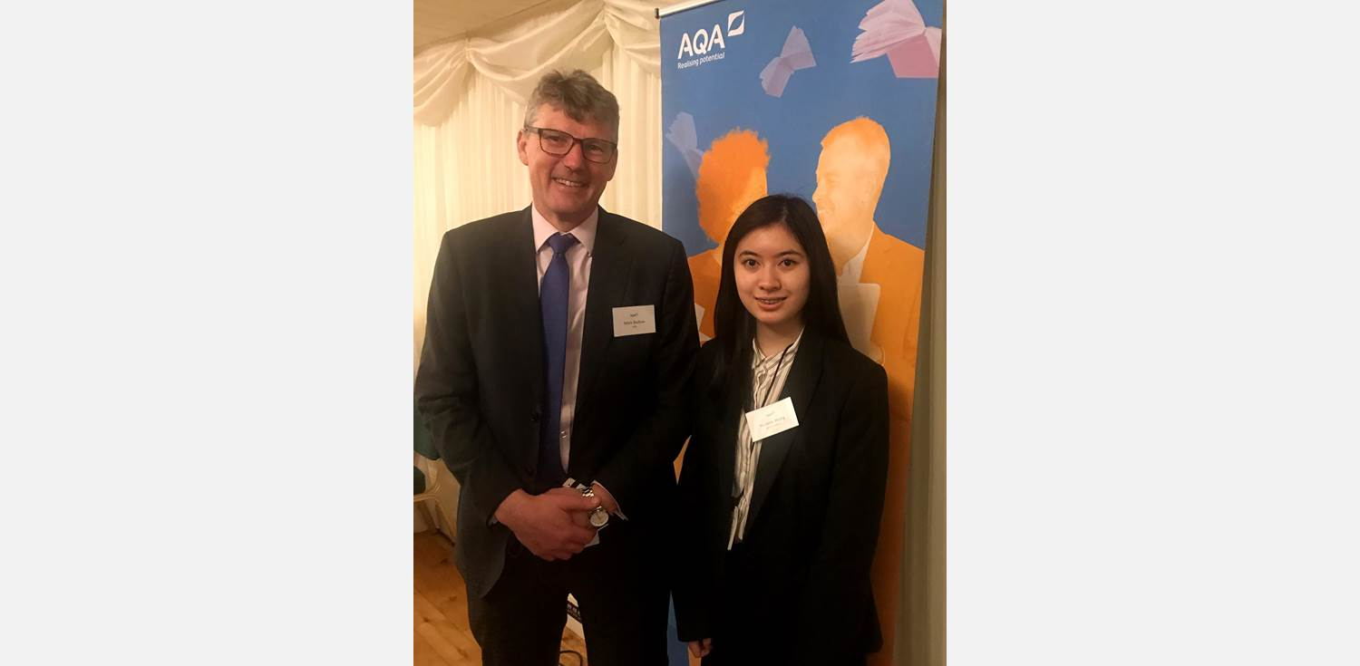 Victoria with AQA CEO Mark Bedlow cr.jpg