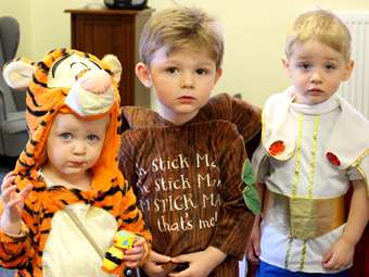 World Book Day 2020 costumes