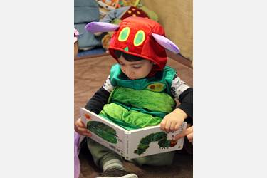 World Book Day 2020 Very Hungry Caterpillar