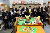 World Book Day 2020 Great Book Bake Off