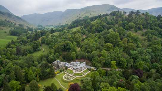 Patterdale Hall Drone May 16 - photo by Beyond Imagination Photography